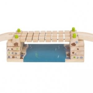 clickety clack wooden bridge