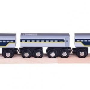 eurostar e320 wooden train