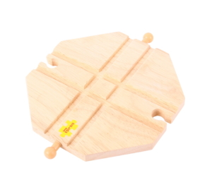 wooden crossing plate