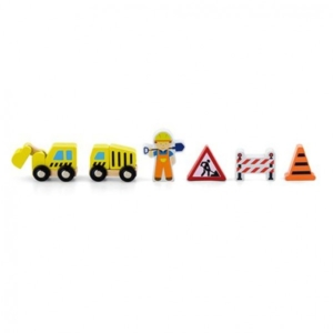 wooden construction accessories