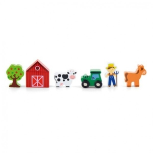 wooden farm accessories
