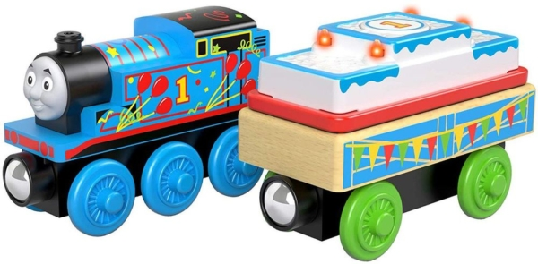 thomas and friends birthday thomas wooden train