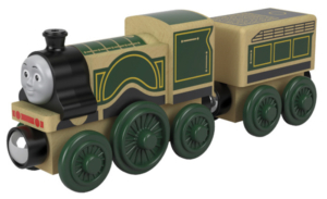thomas and friends emily wooden train