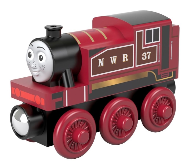 thomas and friends rosie wooden train