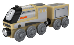 thomas and friends spencer wooden train
