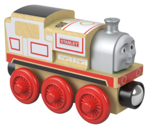 thomas and friends stanley wooden train 2018