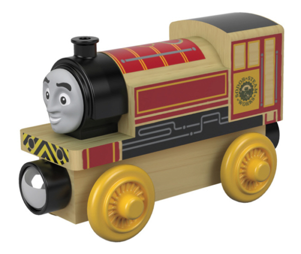 thomas and friends victor wooden train