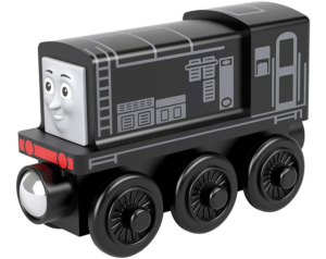 thomas and friends diesel wooden train