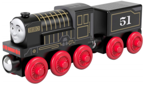 thomas and friends hiro wooden train