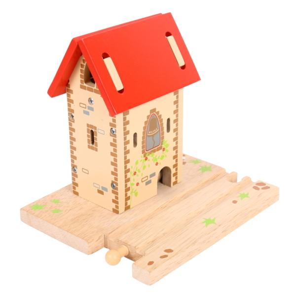 woodenbelltower