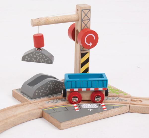 woodengravelcrane