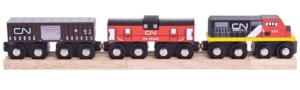cn wooden train